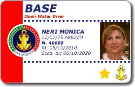 Corso Base open water diver